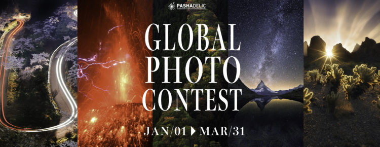 PASHADELIC Global Photo Contest