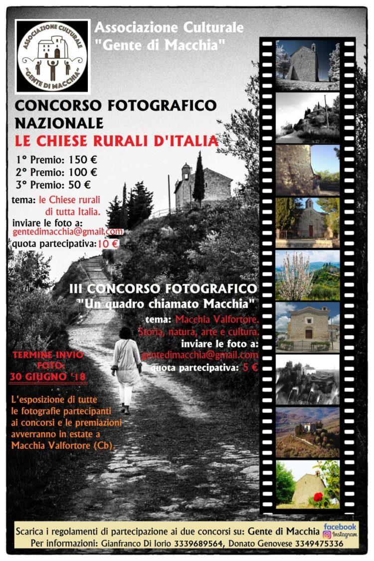 Concorso Fotografico Chiese rurali d'italia