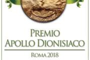Premio Internazionale d'Arte Contemporanea Apollo dionisiaco Roma 2018 – Scadenza 08 Giugno 2018