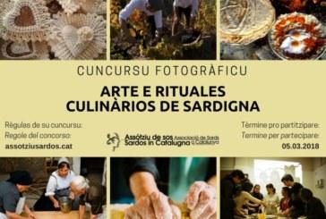 Arte e Rituali Culinari in Sardegna – Scadenza 05 Marzo 2018