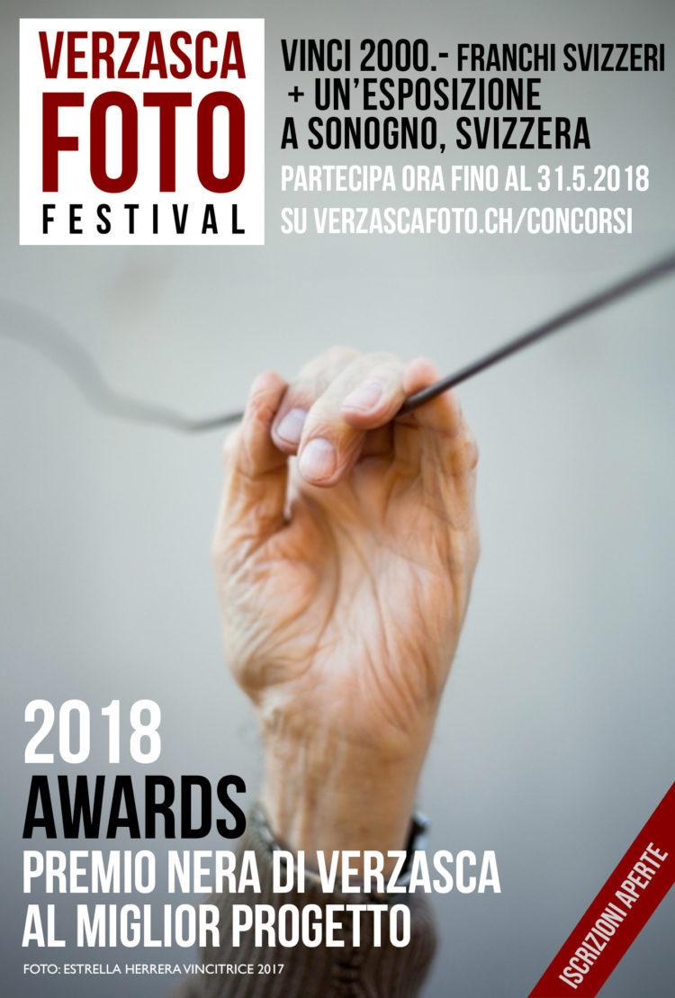 Verzasca FOTO Festival Awards - Nera di Verzasca 2018