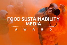 Food Sustainability Media Award – Scadenza 31 Maggio 2018