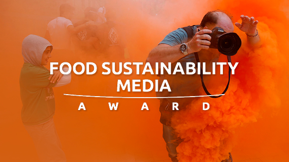 Food Sustainability Media Award