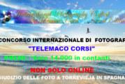 """Concorso Internazionale di Fotografia """"Telemaco Corsi"""" – Scadenza 22 Luglio 2018"""
