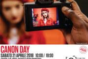 Canon Day – Roma – Sabato 21 APRILE 2018