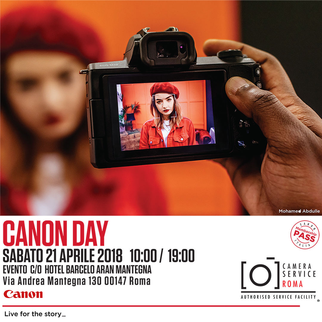 canon day 2018