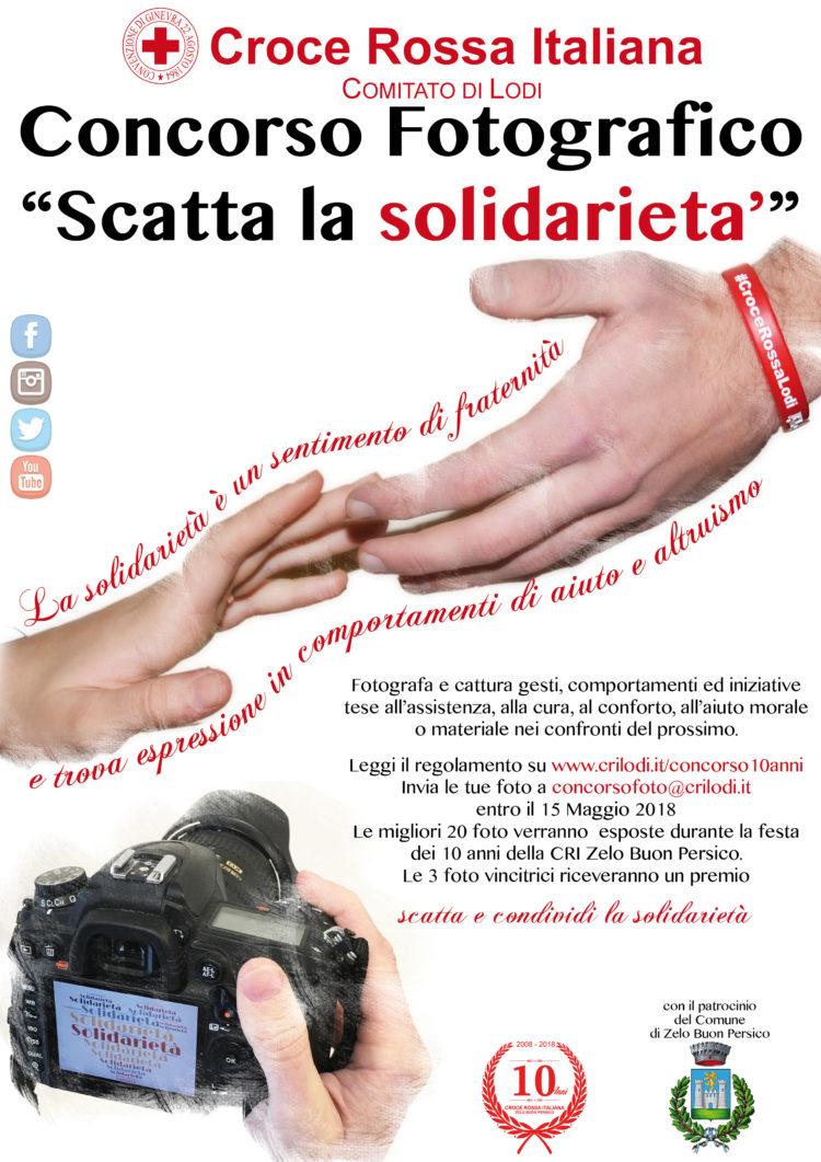 Concorso Fotografico Scatta la Solidarietà