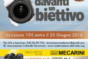"""VII Concorso Fotografico """"Il Mondo davanti un Obiettivo"""" – Scadenza 25 Giugno 2018"""
