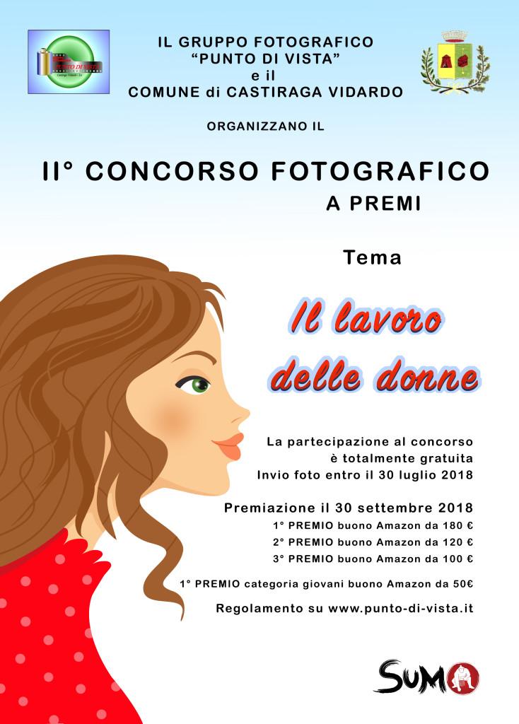 Seconda edizione concorso fotografico - Il lavoro delle donne