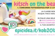 Kitsch on the Beach 2018 –  Scadenza 31 Luglio 2018