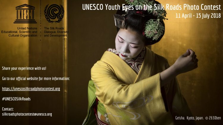 "International Photo Contest ""Youth Eyes on the Silk Roads"""