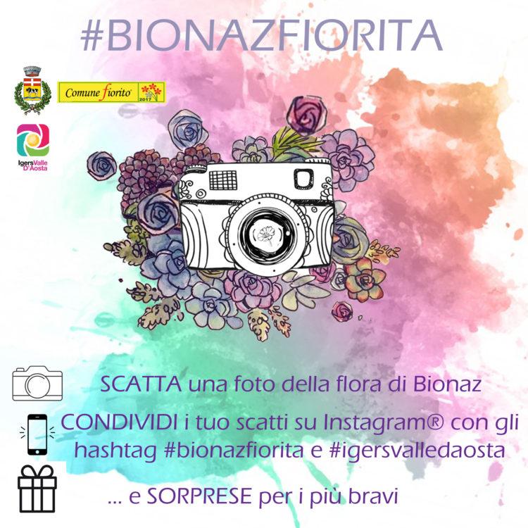 Concorso Fotografico #bionazfiorita