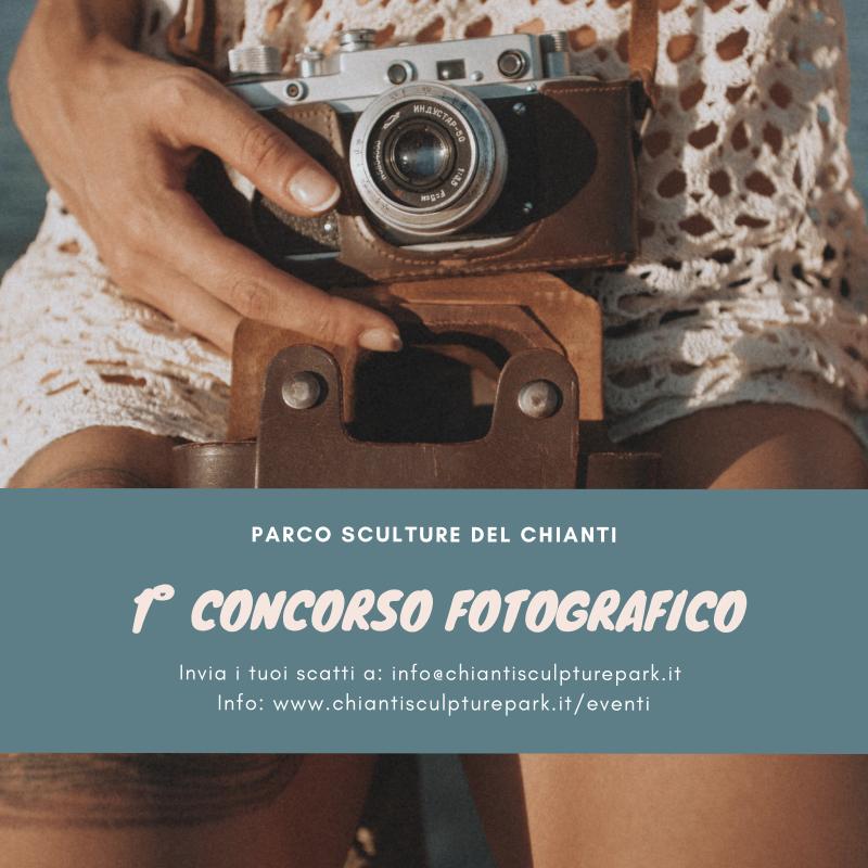 1° Concorso Fotografico Parco Sculture del Chianti