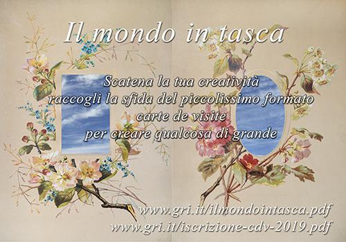 """Premio Gianluigi Parpani """"Il Mondo in Tasca"""""""