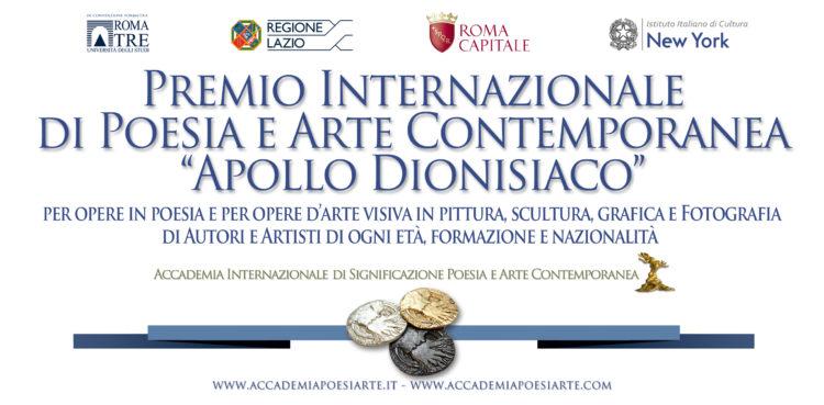Premio Internazionale d'Arte Contemporanea Apollo dionisiaco Roma