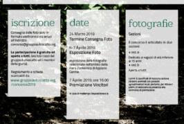 Concorso fotografico 2019 – Sentieri – Scadenza 24 Marzo 2019