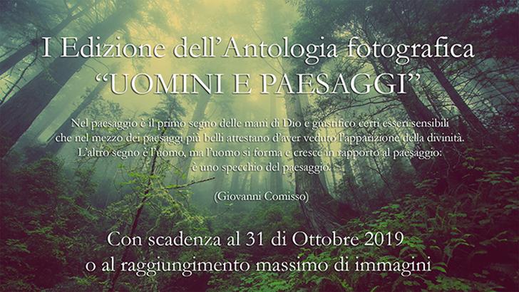 I Edizione dell'Antologia fotografica UOMINI E PAESAGGI
