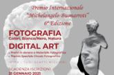 Premio Internazionale Michelangelo Buonarroti VI Edizione – Scadenza 31 Gennaio 2021